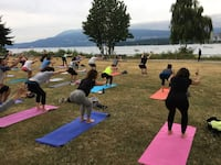 Yoga lessons Vancouver