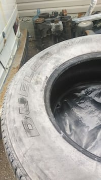 Do u need a New set of tires Calgary