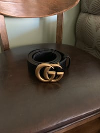 Authentic Gucci belt size 30-32  Silver Spring, 20901