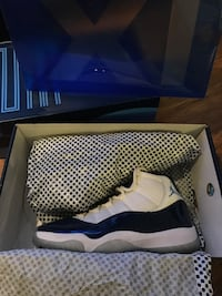 Jordan 11 'Win Like 82' Size 9.5