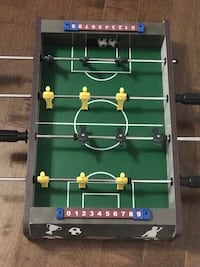 Foos ball table Toronto, M3C 2Z6