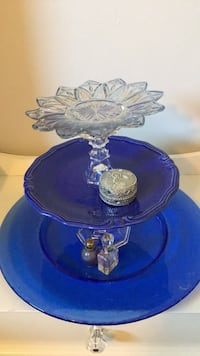 Blue Plate/Cupcake stand Jacksonville, 32225