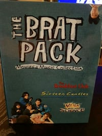 The brat pack movies and music collection  Brampton, L6S 2R9
