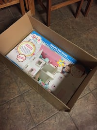 New doll house