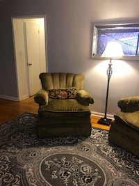 Set of large armchairs New York, 11357