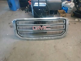 Gmc grill for Yukon