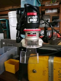 Craftsman router Calgary, T2Y 2T4