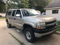 2002 Chevrolet Diesel Silverado 2500HD White Lake