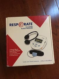 RESP@Rate to lower blood pressure  Crofton, 21114