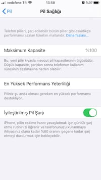İPhone 6s 16 GB Nilüfer, 16110