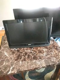 Sanyo 19 inch with a DVD PLAYER