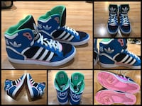Adidas High Top 2013 Womans size 8 Vancouver, V5M
