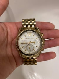Micheal Kors Watch Vaughan