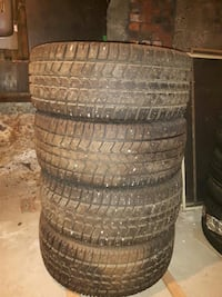 I am selling for winter tires use one season Ottawa, K1Z 8H5