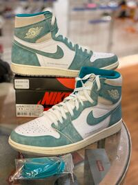 Turbo green 1s size 11