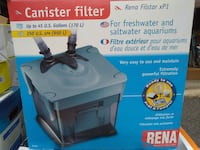 Rena XP1 fish tank canister filter Annandale, 22003
