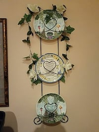 Plate Rack for wall decor