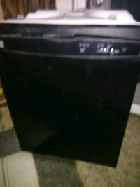 black and gray Frigidaire dishwasher Denham Springs, 70726