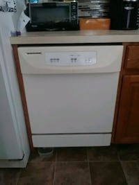 white and black induction range oven Dearborn Heights, 48127