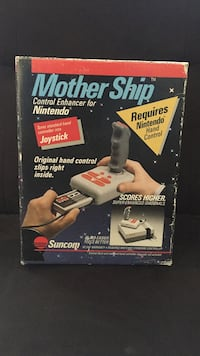 Mother ship control enhancer for nintendo box La Habra, 90631