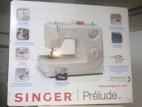 Singer preclude sewing machine- like new Lake Forest, 92630