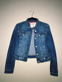 Medium Blue Wash Denim Jacket 519 km