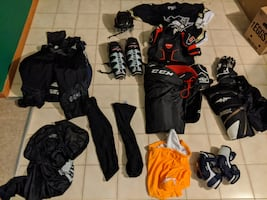 Used Hockey Equipment