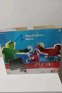 Ps3 Move Set+ 2 Orjinal joystik kol Rafet Paşa, 35090