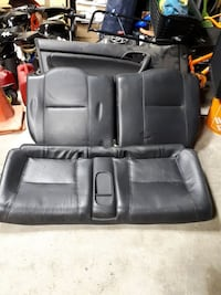Rsx rear seats