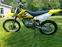 yellow and black motocross dirt bike Tinley Park, 60477