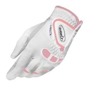 NEW GIFTABLE * Size Large * Intech Cabretta Ladies' LEFT Golf Glove