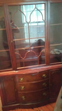 China Cabinet  Thomaston, 30286