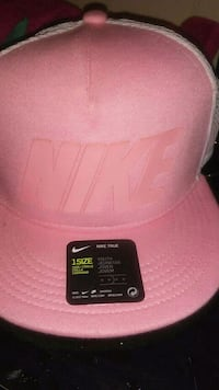 pink and black Victoria's Secret cap Jamestown, 14701