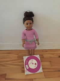 America girl doll ( good condition) Quebec, H1R 2P7