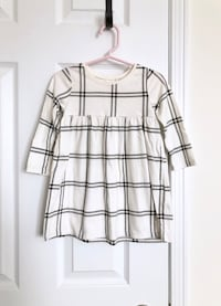 Old Navy windowpane dress size 18-24- worn once Mississauga, L5M 0C5