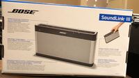Bose SoundLink 3 Bluetooth Speaker (Still Sealed) Whitby, L1M 1S5