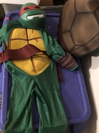 Size small Boys Costume- TMNT Gwynn Oak, 21207