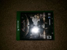 Batman Arkham Knight, xbox one