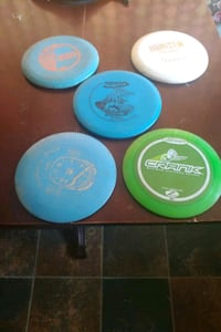 Selling disc golf basket and discs as well. York, 29745