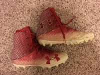 Football cleats size 7.5 McDonough, 30253