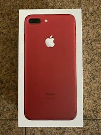 PRODUCT RED iPhone 8 Plus box Lansing, 48933