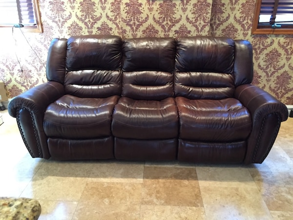 Amazing Raymour Flanigan Cole Leather Reclining Sofa Pdpeps Interior Chair Design Pdpepsorg