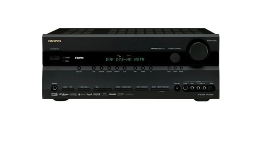 Black onkyo stereo receiver!! 0