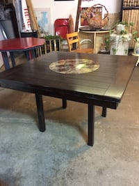 Rectangular wooden dining table CASH ONLY FOR THIS PRODUCT