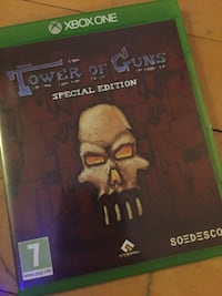 Tower of guns. Xbox one Skien, 3721