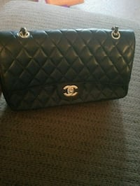 quilted black Chanel leather crossbody bag Edmonton, T5T 6Y5