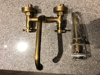 Antique style Faucet and stopper Seven Hills, 44131
