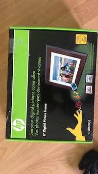 "8"" HP digital picture frame new in box Russell, K0A"