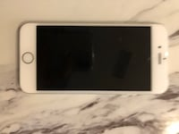 iPhone 6 silver 64 gb used Mississauga, L5J 2E7