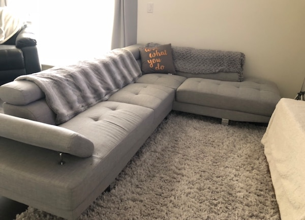 Sold Like New Sofa Sectional From The